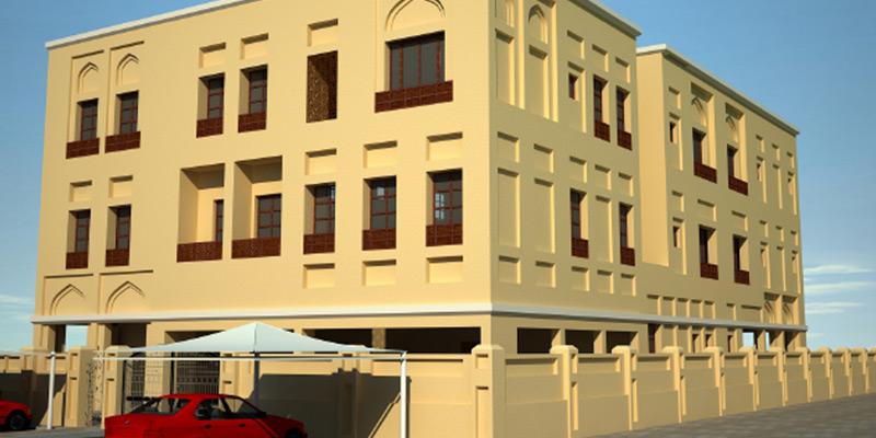 Diplomatic Staff Residence Of Bahrain