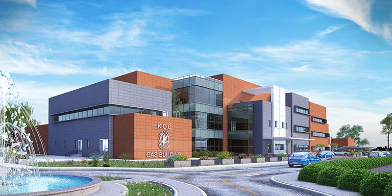 Gas Building (KOC)