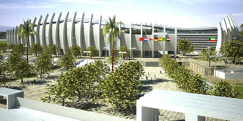 Olympic Arifigan Stadium